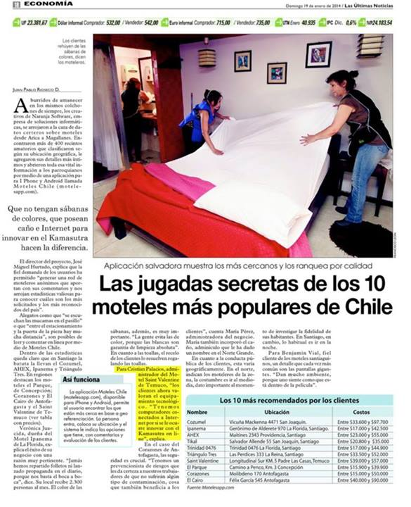 Moteles en Temuco